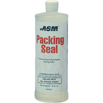 ASM 245427 PACKING SEAL PROLONGS PUMP PACKING LIFE SIZE:8 OZ.