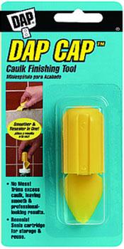 DAP 18570 DAP CAP CAULK FINISHING TOOL PACK:12 PCS.