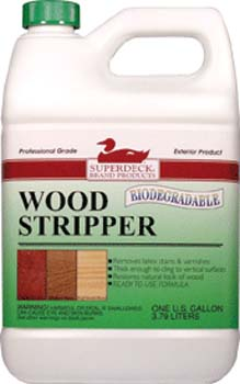 DUCKBACK DB-1460-4 SUPERDECK WOOD STRIPPER SIZE:1 GALLON PACK:4 PCS.