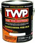 GEMINI TWP102-1 TOTAL WOOD PRESERVATIVE REDWOOD SIZE:1 GALLON.