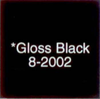 MAJIC 20028 8-2002 SPRAY ENAMEL GLOSS BLACK MAJIC RUSTKILL SIZE:12 OZ.SPRAY.
