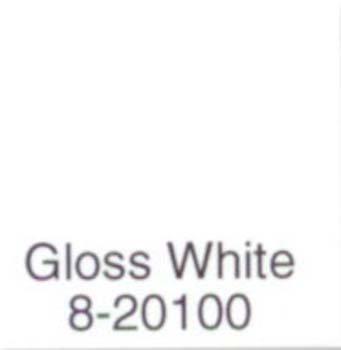 MAJIC 01008 8-20100 SPRAY ENAMEL GLOSS WHITE MAJIC SIZE:10 OZ.SPRAY.