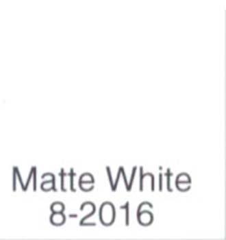 MAJIC 20168 8-2016 SPRAY ENAMEL MATTE WHITE MAJIC RUSTKILL SIZE:12 OZ.SPRAY.