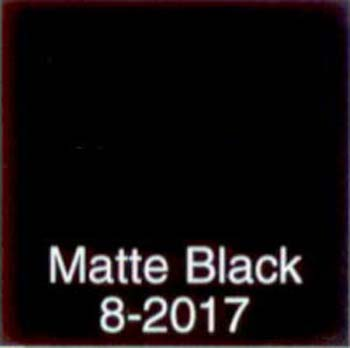 MAJIC 20178 8-2017 SPRAY ENAMEL MATTE BLACK MAJIC RUSTKILL SIZE:12 OZ.SPRAY.