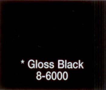 MAJIC 60004 8-6000 GLOSS BLACK MAJESTIC RUSTKILL ENAMEL SIZE:1/2 PINT.