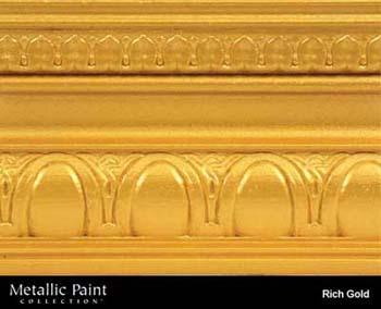 Modern Masters Me701 06 Rich Gold Metallic Paint Size 6 Oz
