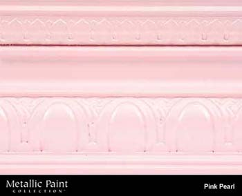 MODERN MASTERS ME709-32 PINK PEARL METALLIC PAINT SIZE:QUART.