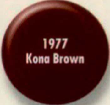 RUSTOLEUM 19778 1977830 SPRAY PAINT KONA  BROWN PAINTERS TOUCH SIZE:12 OZ. SPRAY PACK:6 PCS.