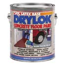 UGL 21313 DRYLOK GULL WATER BASE FLOOR PAINT LOW VOC SIZE:1 GALLON.