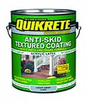 VALSPAR QUIKRETE 51052 TINT BASE 2 WATER BASED ANTI-SKID TEXTURE COATING 50 VOC SIZE:1 GALLON.
