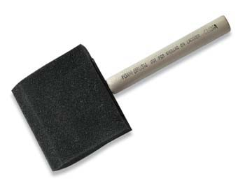 "WOOSTER 3102 FOAM BRUSH SIZE:3"" PACK:12 PCS."