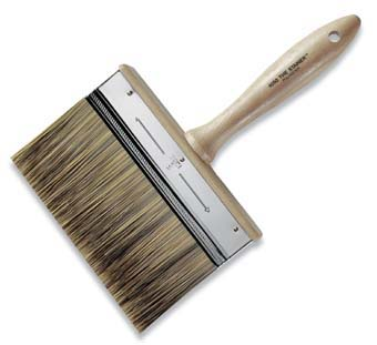 "WOOSTER 4050 THE STAINER BRUSH SIZE:6"" PACK:3 PCS."