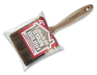 """WOOSTER 4051 STAIN BRUSH SIZE:4"""" PACK:6 PCS."""