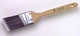 """WOOSTER 4153 ULTRA/PRO LINDBECK EXTRA FIRM ANGLE SASH BRUSH SIZE:1.5"""" PACK:6 PCS."""
