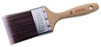 "WOOSTER 4176 ULTRA PRO SABLE FIRM VARNISH BRUSH SIZE:3"" PACK:6 PCS."