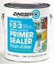 ZINSSER 02001 BULLSEYE 1 2 3 SIZE:1 GALLON.
