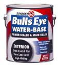 ZINSSER 02241 BULLSEYE WATERBASE SIZE:1 GALLON.