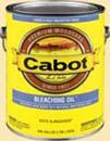 CABOT STAIN 16241 250 VOC COMPLIANT BLEACHING OIL SIZE:1 GALLON.