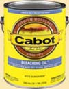 CABOT STAIN 56241 250 VOC COMPLIANT BLEACHING OIL SIZE:5 GALLONS.