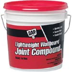 DAP 10114 LIGHTWEIGHT WALLBOARD JOINT COMPOUND (RTU) SIZE:1 GALLON.