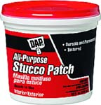 DAP 10504 ALL PURPOSE STUCCO PATCH (RTU) SIZE:QUART.