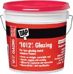 DAP 12059 1012 GLAZING GRAY SIZE:1 GALLON.