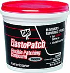 DAP 12278 ELASTOPATCH SMOOTH FLEXIBLE PATCHING COMPOUND (RTU) SIZE:QUART.