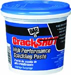 DAP 12378 CRACKSHOT HIGH PERFORMANCE SPACKLING PASTE SIZE:QUART.
