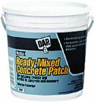 DAP 31090 READY-MIXED CONCRETE PATCH SIZE:1 GALLON.
