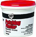 DAP 52084 PATCHING PLASTER READY MIXED SIZE:QUART.