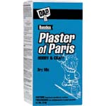 DAP 53005 PLASTER OF PARIS HOBBY & CRAFT (DRY MIX) SIZE:4.4 LBS.