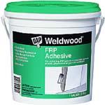 DAP 60480 FIBERGLASS REINFORCED PLASTIC ADHESIVE SIZE:1 GALLON.