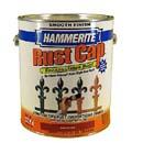 HAMMERITE 46210 BRIGHT RED SMOOTH SIZE:1 GALLON