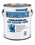 VALSPAR 11925 CONTROLZ LATEX INT/EXT STAINBLOCKER SIZE:1 GALLON PACK:4 PCS.