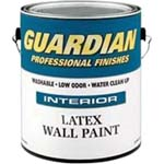 VALSPAR 411 GUARDIAN INT LATEX S/G BRT WHITE / PASTEL BASE SIZE:1 GALLON.