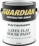 VALSPAR 511 GUARDIAN CONTRACTOR EXT LATEX FLAT HOUSE PAINT PASTEL BASE SIZE:1 GALLON.