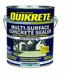 VALSPAR QUIKRETE 51324 TINT BASE 4 MULTI-SURFACE WATER BASED CONCRETE SEALER 250 VOC SIZE:1 GALLON.