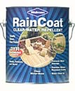 WOLMAN 12366 CLEAR RAINCOAT REPELLENT WATER BASE SIZE:1 GALLON.